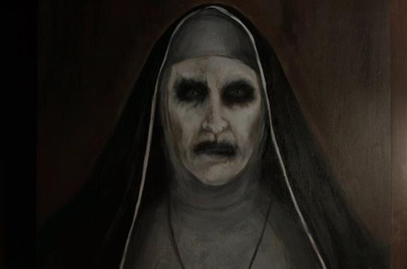 The Conjuring 2: Valak appare come il demone-suora