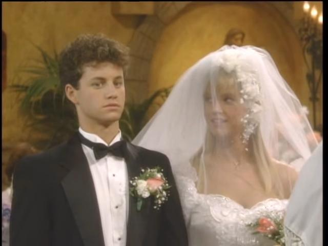 Mike Seaver e Julie Costello di Growing Pains