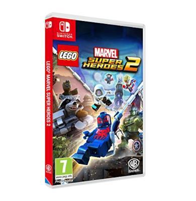 Lego Marvel: Super Heroes 2