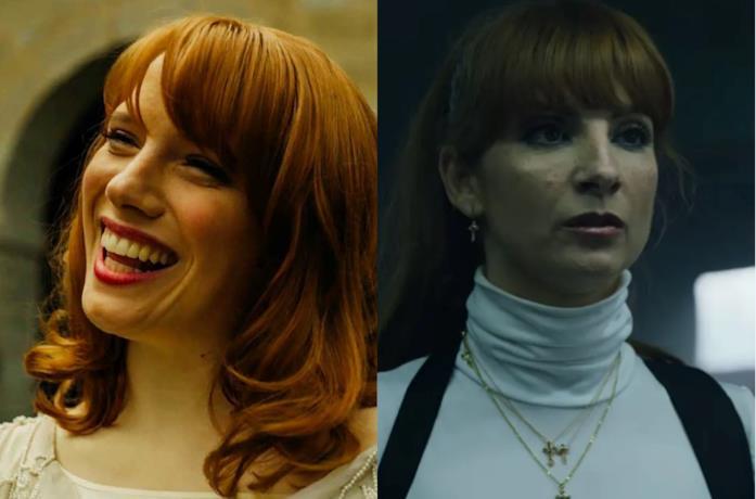 Alicia e Tatiana sono sorelle o sono la stessa persona?