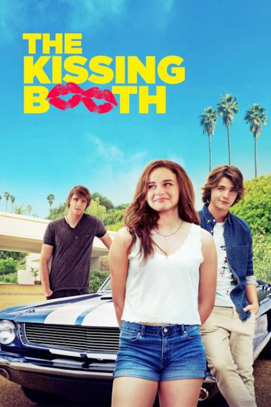 Poster The Kissing Booth