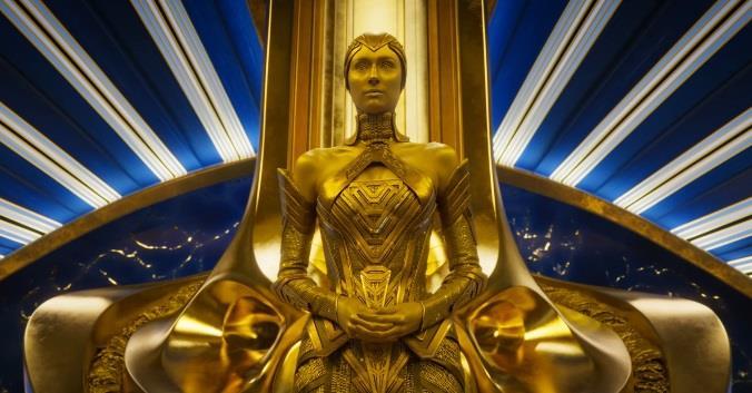 Mainframe è stata doppiata da Miley Cyrus in Guardiani della Galassia Vol. 2