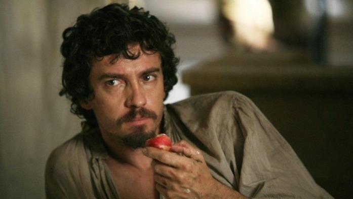Alessio Boni è Michelangelo Merisi nella miniserie Caravaggio