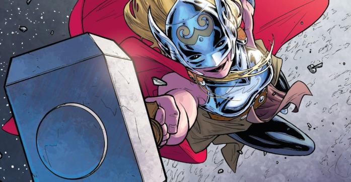 Jane Foster come Thor