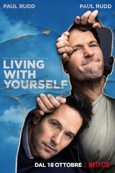 Poster Living with Yourself