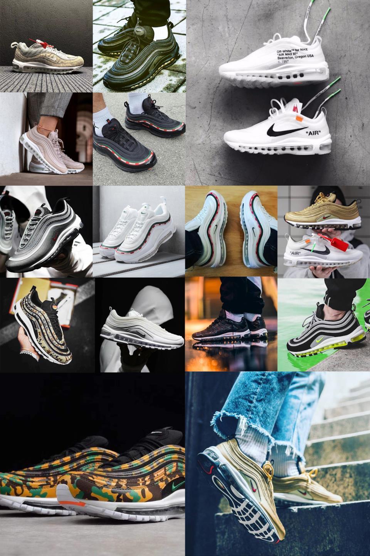 Le nuove Nike Air 97