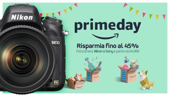 Fotocamere in offerta su Amazon
