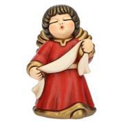 Angelo dell'Annunciazione con Targhetta Personalizzabile