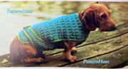 Maglione crochet