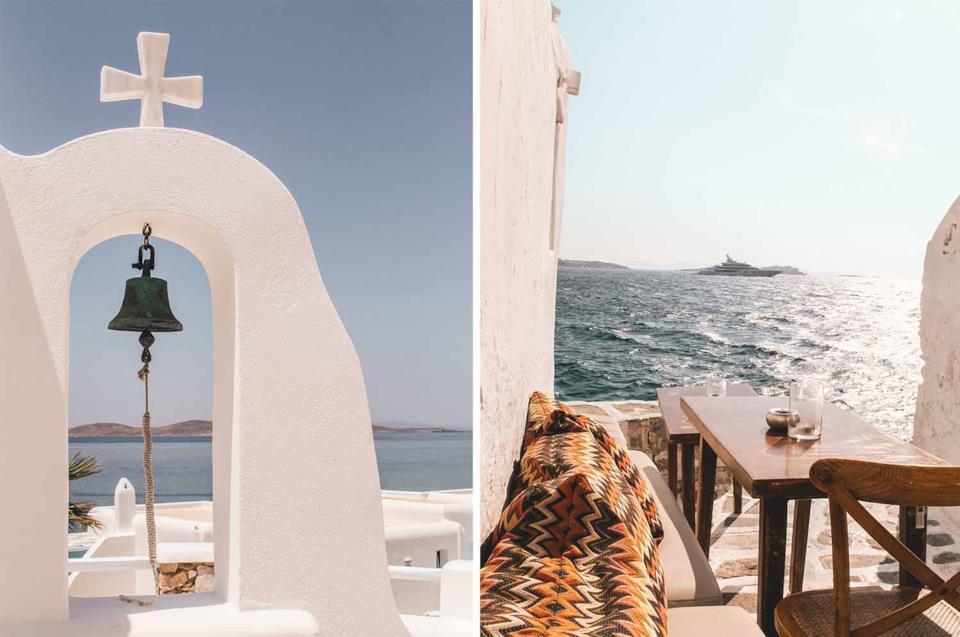 Offerte per vacanze a Mykonos in Grecia
