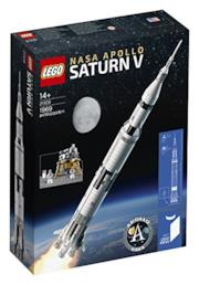 Lego NASA Apollo 11 Saturn-V