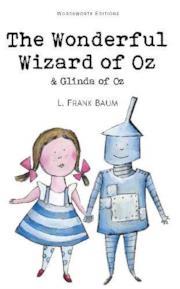 The Wonderful Wizard of Oz & Glinda of Oz (Children's Classics)