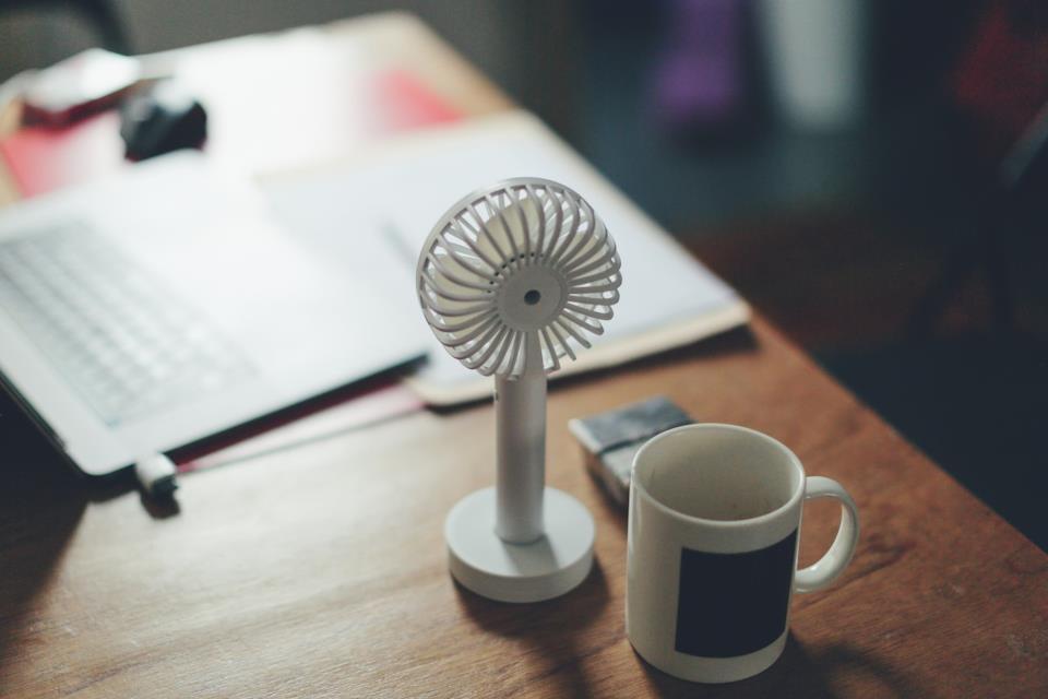 Migliori ventilatori portatili a batteria online
