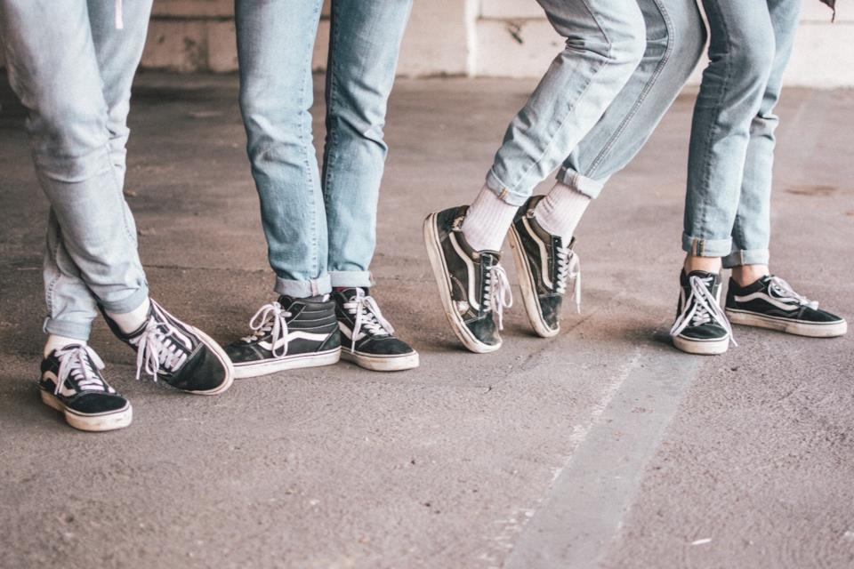 Vans: scarpe da skateboard