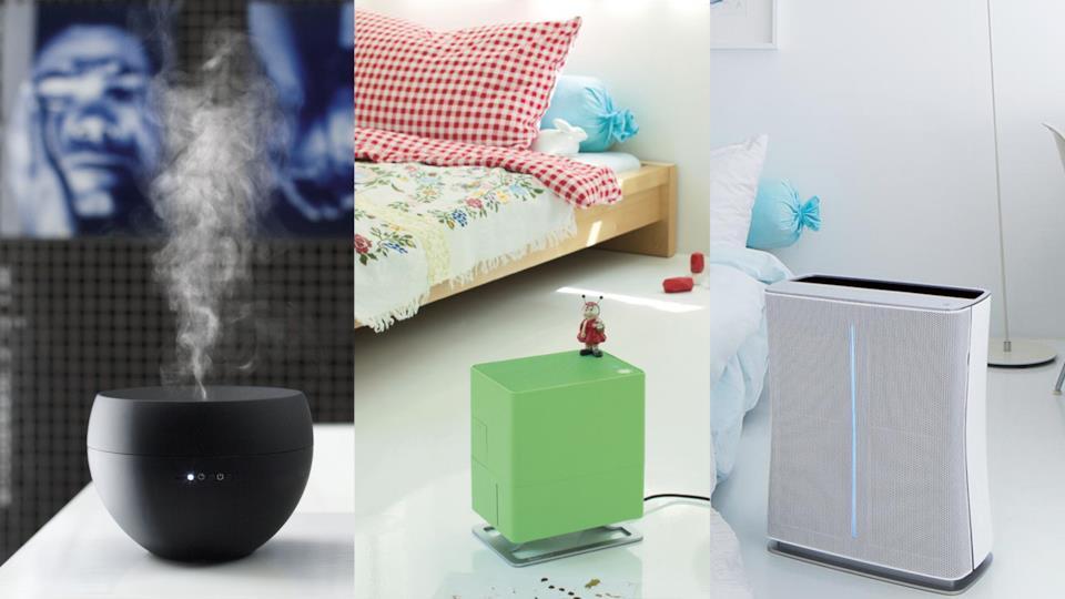 Umidificatori per ambienti domestici quale scegliere?