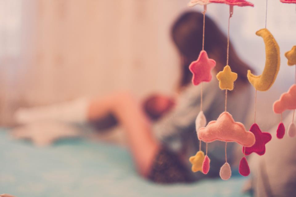 Dove far dormire un neonato