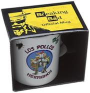 Breaking Bad Tazza in ceramica Los Pollos Hermanos