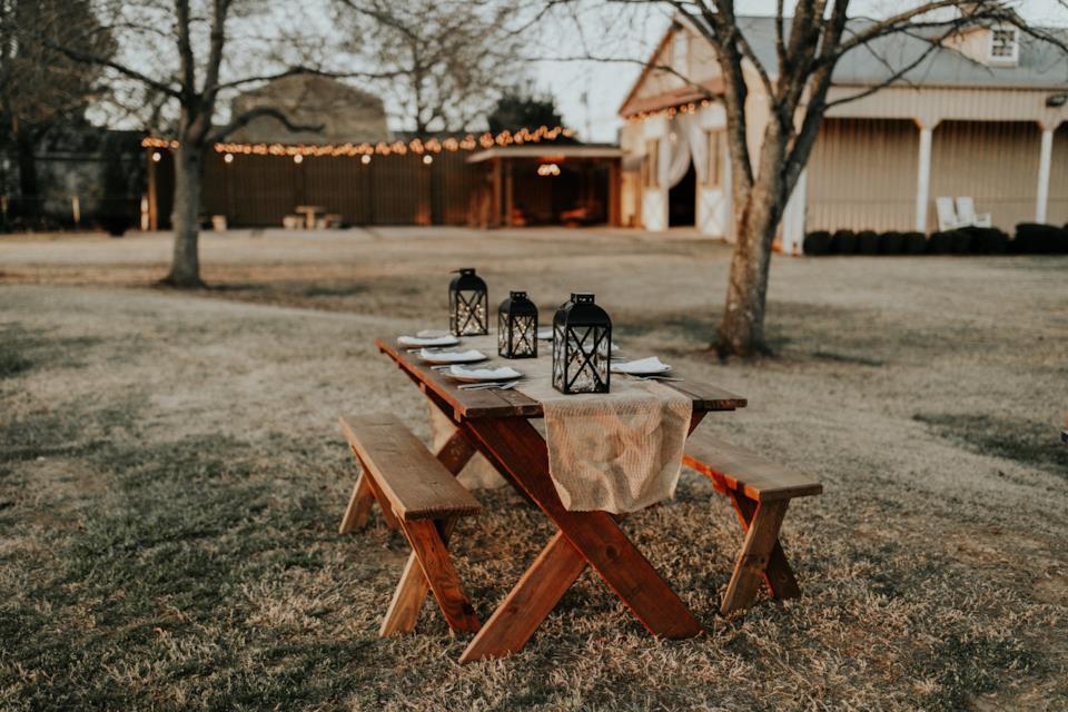 Migliori lampade per tavoli da esterno