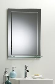 Specchio con mensola Neue Design