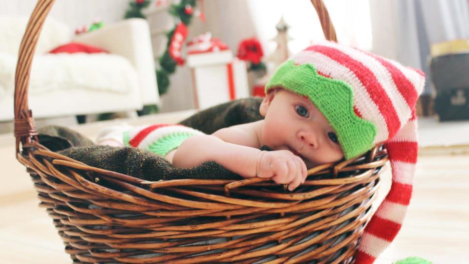 I migliori regali di Natale creativi per bambini: la cesta dei tesori