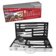 Set di utensili per barbecue