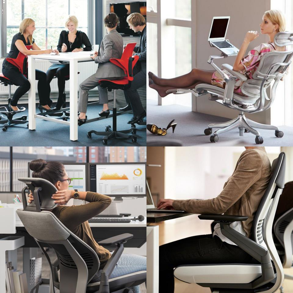 Sedia o poltrona da ufficio quale scegliere?