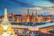 Tour di Bangkok e dintorni