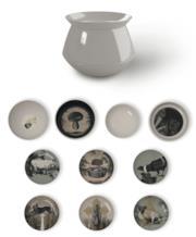 Set da tavolo Luso d'Antan