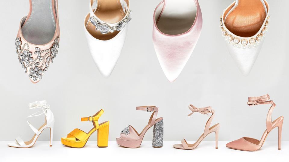 La selezione delle migliori scarpe da sposa e da cerimonia by asos