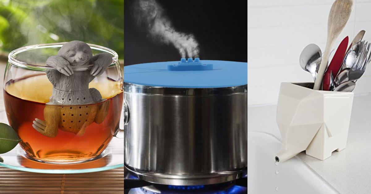 20 fantastici gadget da cucina da regalare for Elettrodomestici da regalare