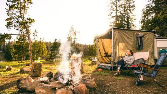 Sedie da campeggio portatili e pieghevoli