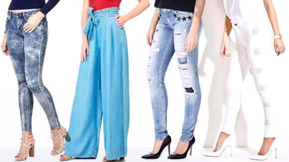 I jeans Guess che devi avere nell'armadio per la primavera/estate