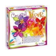 Kit Creative Recreation - Crystal Flor