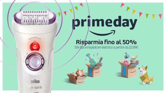 Amazon: offerte Silk Epil