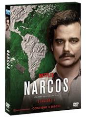 Cofanetto della prima stagione di Narcos (4 DVD)
