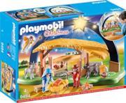 Playmobil 9494 - Presepe Illuminato con Piedini Pieghevoli