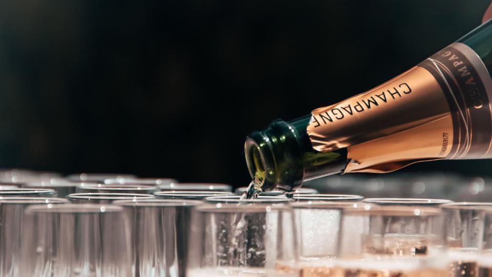 Champagne, come servirlo