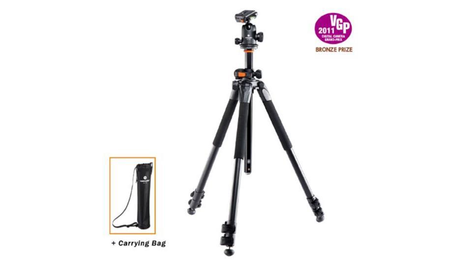 Il treppiedi semi professionale per macchina fotografica da comprare subito