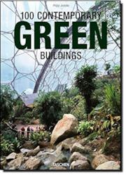 100 contemporary green buildings.