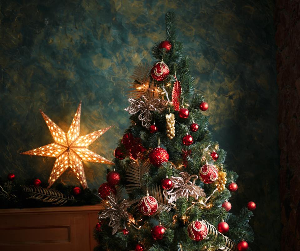 Decorazioni natalizie vintage