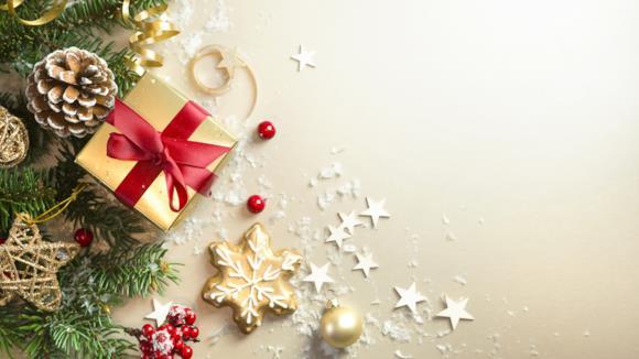 Addobbi natalizi di design