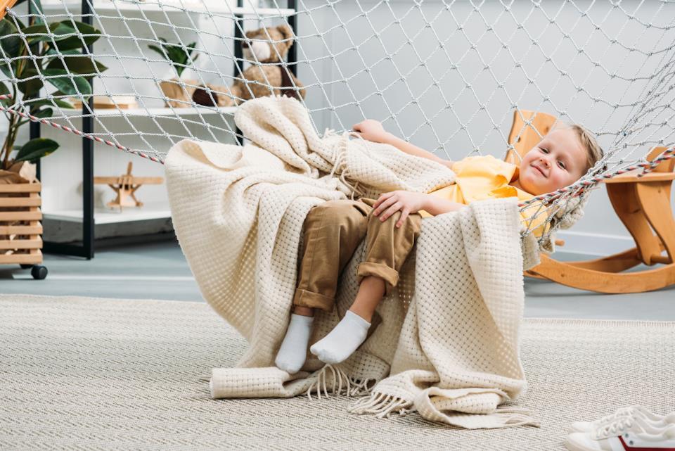 Amache e dondoli per cameretta e nursery