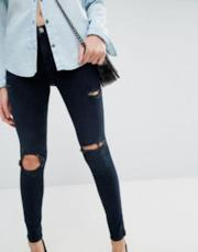 Pantaloni neri Maris