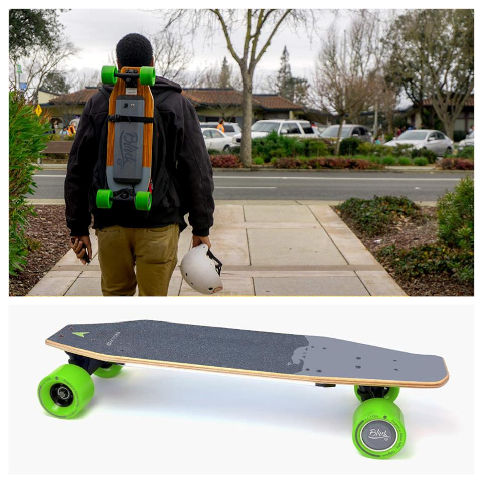Skateboard elettrico Acton Blink S su Amazon