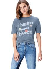 T-Shirt con stampa Galaxy