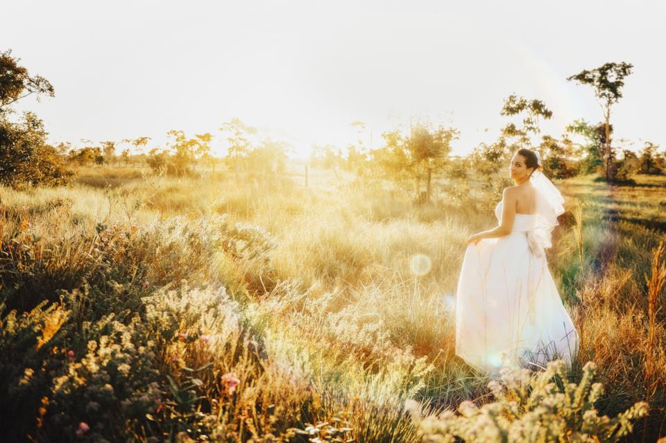 abito da sposa low cost per matrimonio in chiesa