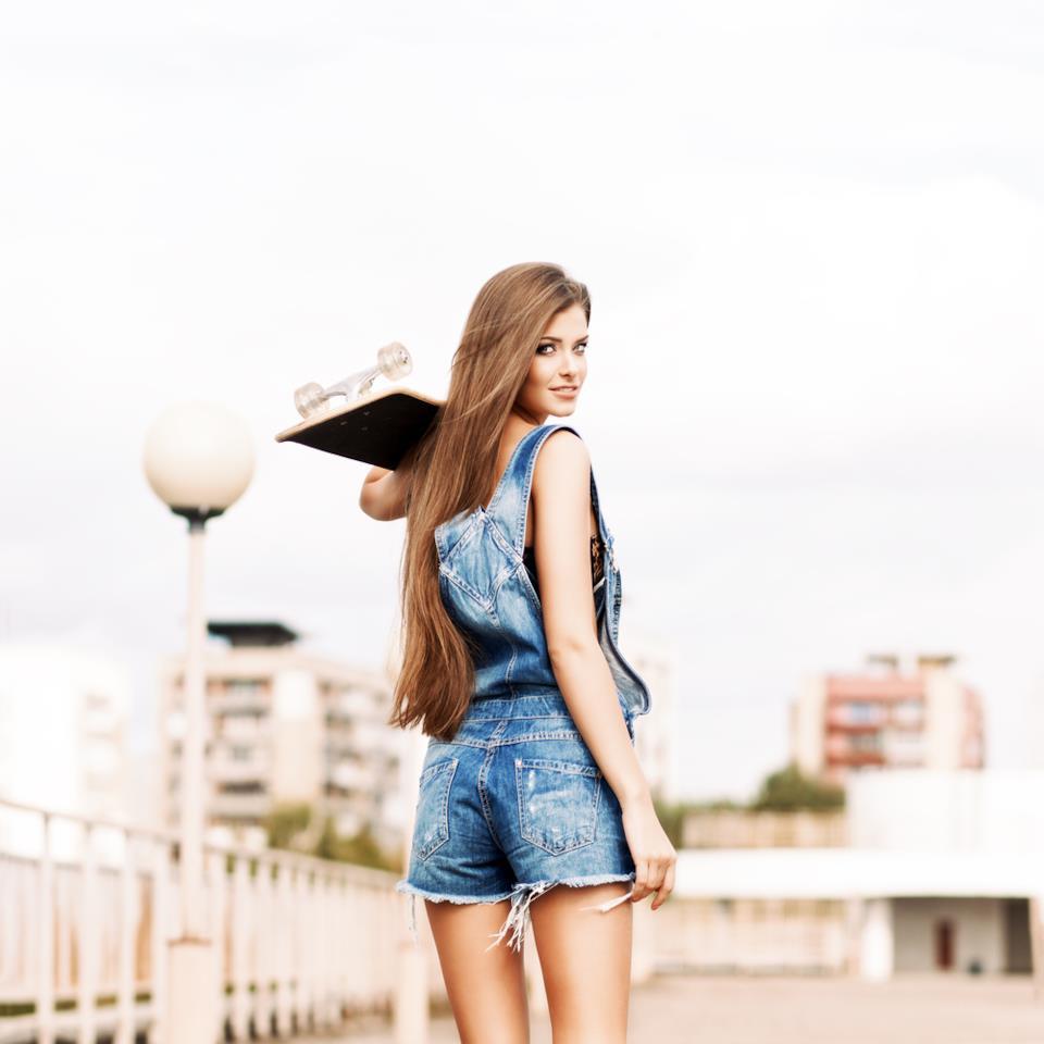 Le migliori salopette in jeans fino a 100 euro