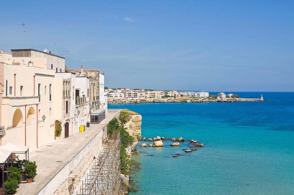 Otranto in Salento, Puglia