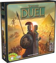 7 Wonders Duel, Edizione Italiana, Multicolore