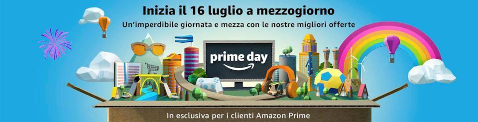Scopri la data e i deals dell'Amazon Prime Day del 2018
